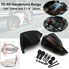 22mm Motorcycle Scooter Handlebar Windshield Anti-fall Hand Guard Fit For Honda