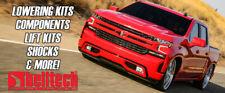 BELLTECH Coilover Kit 06-09 Chevrolet Trailblazer inc SS V3 Struts+Rear Shocks