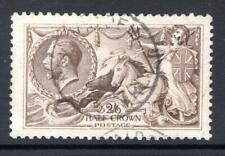 1¢ WONDER'S ~ GREAT BRITAIN 2/6 SEAHORSE VF USED HI CV ~ H926