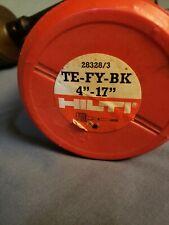 Hilti Te Fy Bk 4 17 Core Bit