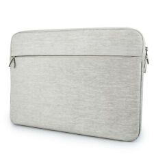15.6'' Laptop Notebook Sleeve Protective Case Bag Case For MacBook Air/Pro Gray