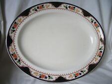 Vintage Oval Platter by George Jones & Sons—Ref 2267