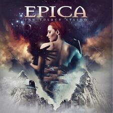 Epica The Solace System CD NEW