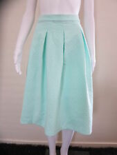 A-Line Hand-wash Only 100% Cotton Skirts for Women
