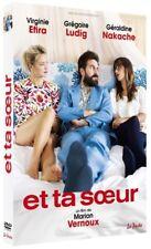 DVD *** ET TA SOEUR *** avec Virginie Efira, G Ludig ( neuf sous blister )