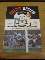 30/04/1990 Manchester United v Wimbledon  . Thanks for viewing our item, if this