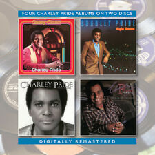 Charley Pride - Country Classics / Night Games / Power Of Love / Back To The Cou