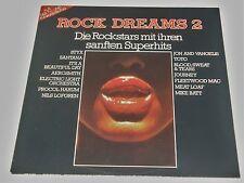 Rock Dreams 2 - Die Rockstars mit Ihren sanften Superhits - LP Vinyl