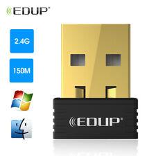Mini USB WiFi WLAN MediaTek 150Mbps Wireless Network Adapter 802.11n/g/b Dongle