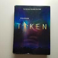 DVD : Steven Spielberg Presents : Taken Miniseries 6-Disc Set SciFi