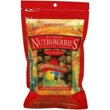 LAFEBER NUTRIBERRIES EL PASO 284G - COMPLETE PARROT FOOD AND ULTIMATE TREAT