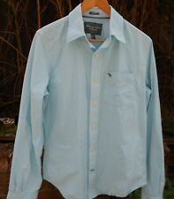 """ABERCROMBIE & FITCH """"MUSCLE"""" SHIRT LONG SLEEVED BUTTON UP Size S"""