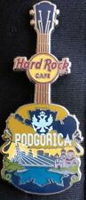 Hard Rock Cafe Podgorica - Core City Tee V13 Guitar
