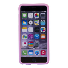 Siliconen hoesje iPhone 6 plus / 6s plus - roze