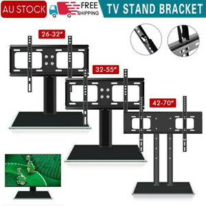"""Universal TV Riser Stand Mount For Samsung Sony Sharp 22-70"""" LCD LED Sony TCL TV"""