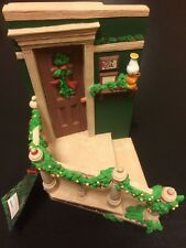 """Dept 56 """"Staircase"""" All Through the House Series 9301-7, Retired"""