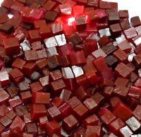 Roter Rubin Edelstein Raues Los Afrikanische 80 Karat Natürliche Würfelform