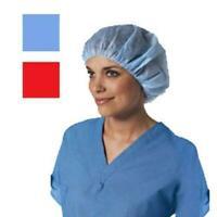 200 X BOUFFANT MEDI-CAL FOOD HYGIENE CATERING PROTECTIVE SCRUB HAIR-NET CAP