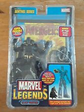 Marvel Legends Sentinel Series BLACK PANTHER figure - New NIP Chadwick Boseman