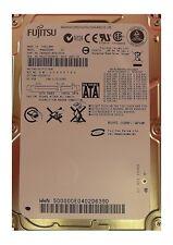 "Fujitsu MHW2060BH 60Gb 2.5"" Internal Laptop SATA Hard Drive"