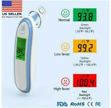No Touch Infrared Digital Forehead & Ear Thermometer