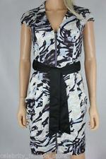 Karen Millen Short Sleeve V Neck Regular Dresses for Women