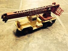DINKY 977 COMMERCIAL SERVICING PLATFORM VEHICLE -RARE IN USA.
