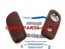 2011-2014 Ford F150 King Ranch Red Transmission Knob Lever Cover Wraps OEM NEW