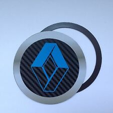 Magnetic Tax disc holder fits any renault clio scenic laguna espace blue