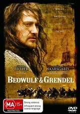 Beowulf and Grendel (DVD Movie) New & Sealed, Region: 4