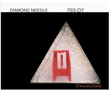DIAMOND STYLUS REPLACEMENT NEEDLE for CROSLEY NP1 STACK-O-MATIC