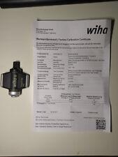 Wiha 38618 - 0.9NM TorqueFix Key Torque Limiting Screwdriver Handle