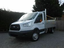 Flatbed Commercial Vans & Pickups with Tail Lift