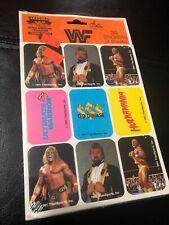 1991 TitanSports WWF Stickers - Hulk Hogan, Ultimate Warrior 36 Stickers