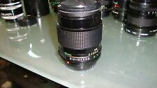 CANON LENS FD 85mm 1:1.8 w/CPC PHASE 2 52mm SKYLIGHT 1A #41604 Body u1203 JAPAN