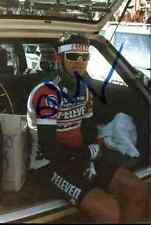 Dag Otto Lauritzen 7-11 eleven champion Signed Autographe cycling Signature