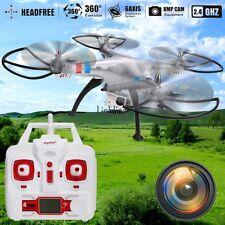 Syma X8G 2.4Ghz 6-Axis Gyro 4.5CH RC Quadcopter Drone with 8.0MP HD Camera LEBB