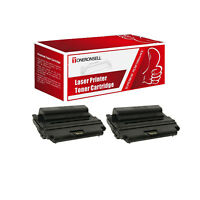 106R01530 Compatible 2Pack Black Toner Cartridge For Xerox WorkCentre 3550