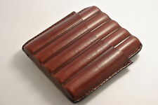 portasigari porta sigaro sigari cigar lubinski 5 mezzi toscani M50885 marrone