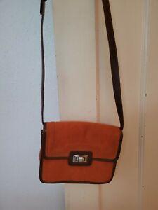 Zara Shoulder Bag Orange