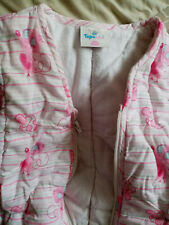 Baby Schlafsack 130 in Rosa