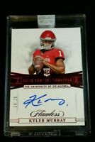 "/20 KYLER MURRAY ""RUBY"" RC *ON-CARD AUTO *PANINI SEALED ROOKIE SSP 2019 Flawless"