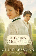 A Passion Most Pure (Daughters of Boston, Book 1)-ExLibrary