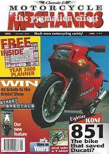Pantah Ducati 851 Desmo FS1-e Yamaha FS1E DX Honda CB750 SOHC Suzuki GSX1100 888