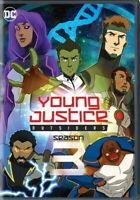 Young Justice: The Complete Third Season (DVD,2019)