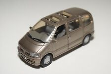 QQ 1:43 AHC DOORKEY PILEN NISSAN SERNA METALLIC BROWN NEAR MINT CONDITION RARE