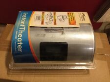 NEW Fidelity Instant Theater Docking Station w/ FM Radio For Aiptek Camcorders