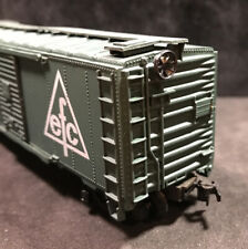 HO Evergreen Freight Boxcar Lot Z45