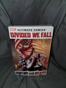 ULTIMATE COMICS DIVIDED WE FALL UNITED WE STAND MARVEL TRADE PAPERBACK TPB