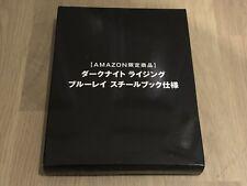Amazon.jp Dark Knight Rises Blu-ray Steelbook Rare OOP - New
